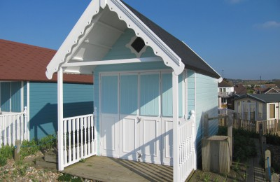 Preowned Beach Hut For Sale SOLD
