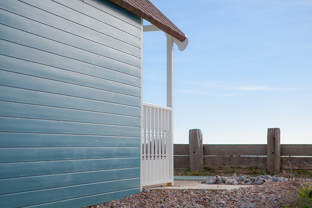 New Beach Hut for Sale in Lancing