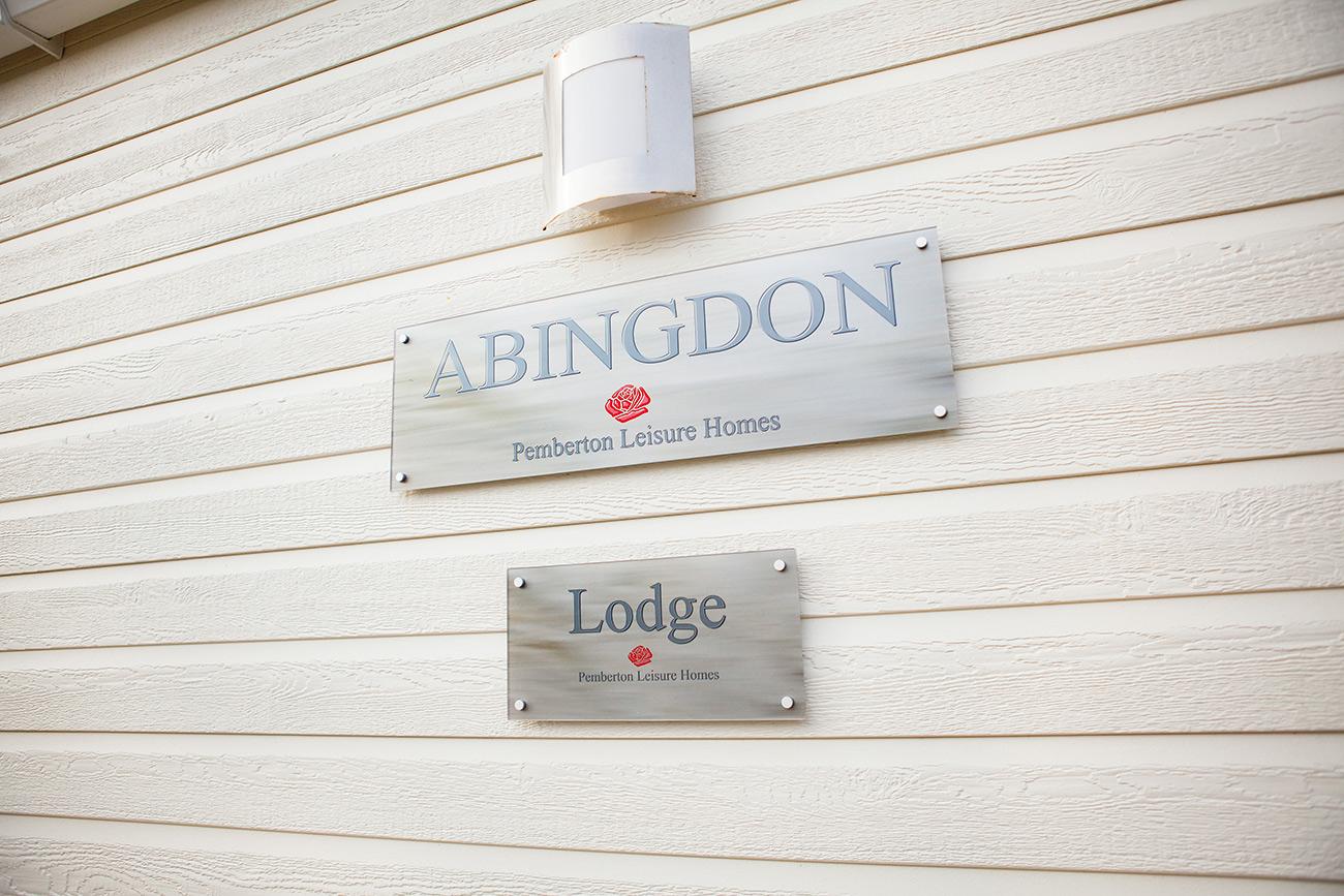 Pemberton Abingdon Signage