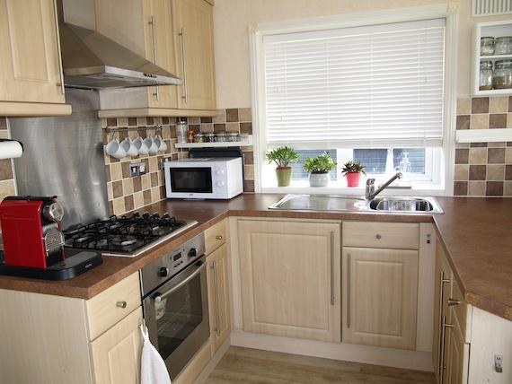 Stately Salisbury Kitchen