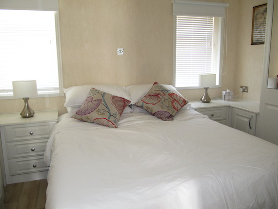 Stately Salibury Master Bedroom